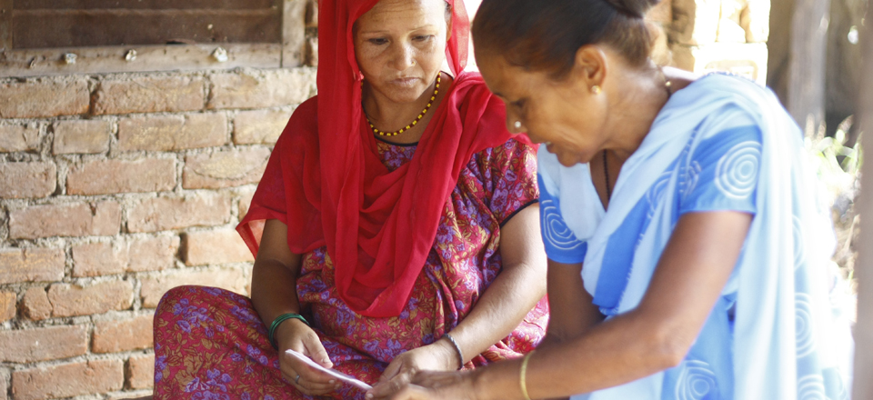 Cord care at home in Nepal_Save the Children